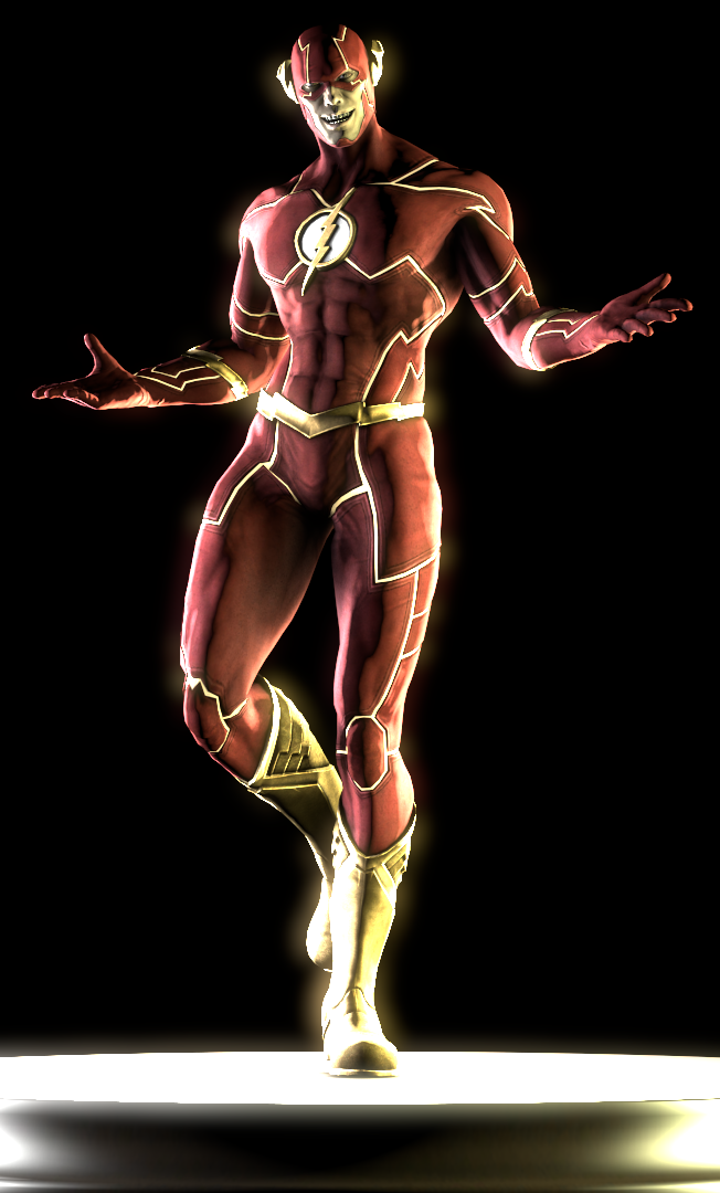 Image Gallery new 52 flash injustice