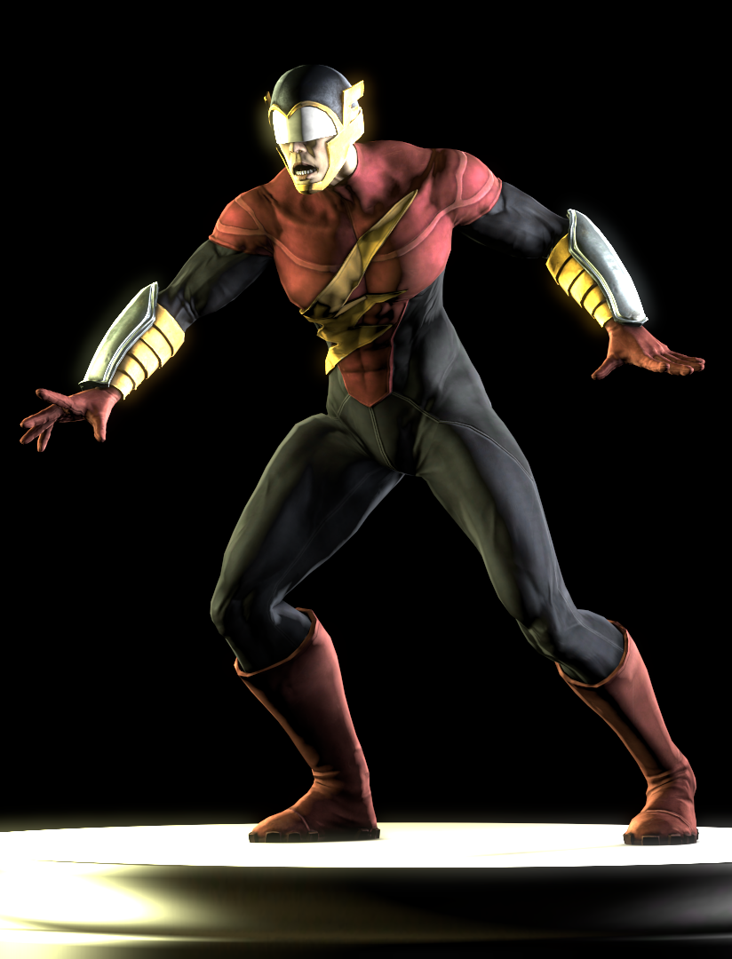 earth 2 flash injustice - photo #7