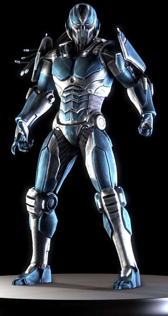 Cyber Sub Zero Armor f...