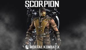 MORTAL KOMBAT X - Scorpion (RELEASE)