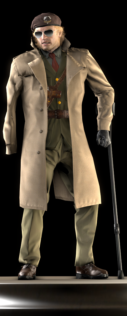 Kazuhira Miller By Yare Yare Dong On Deviantart The world calls for wetwork, and we answered. kazuhira miller by yare yare dong on