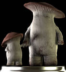 Mushroom People by Yare-Yare-Dong