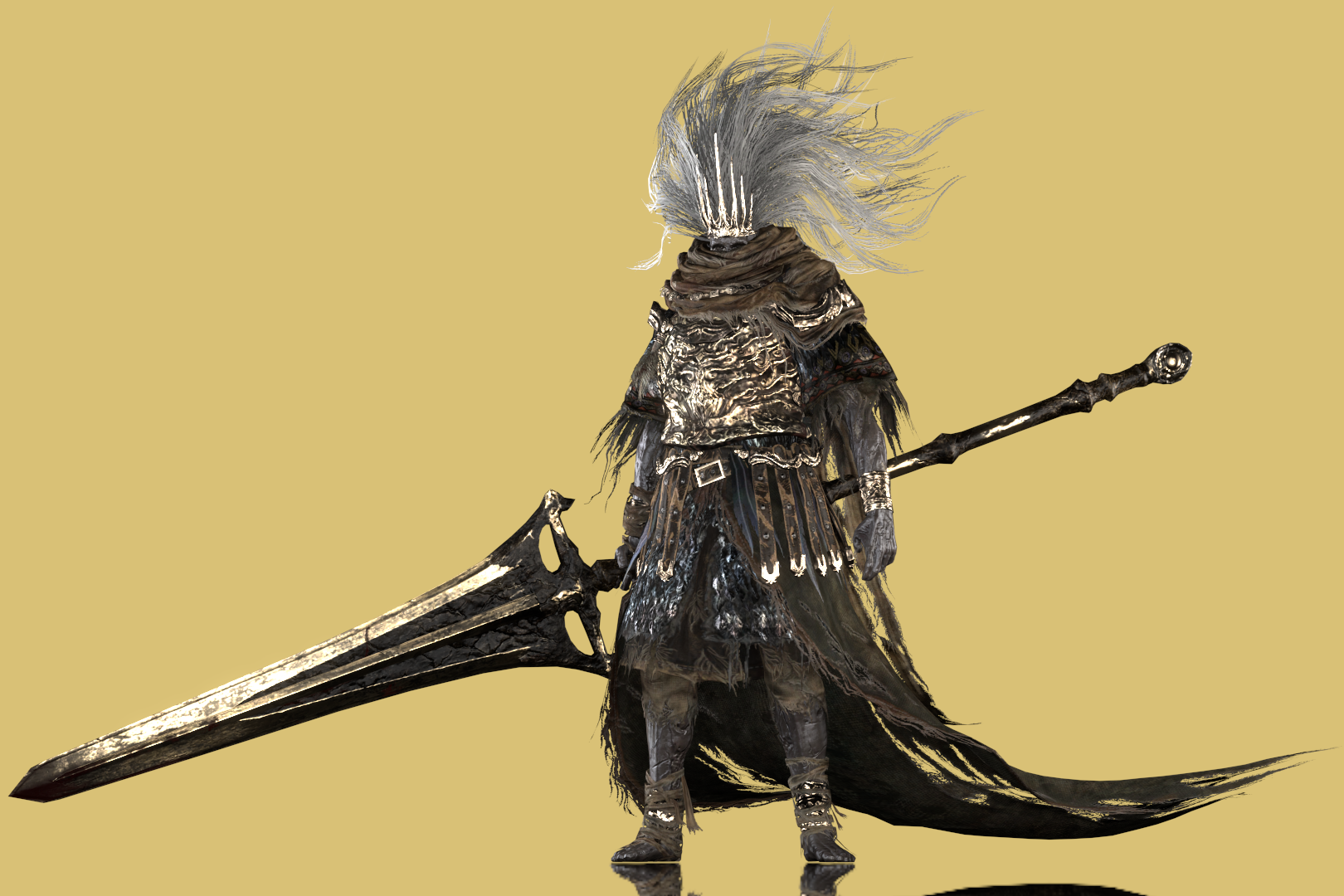 Nameless King by Yare-Yare-Dong on DeviantArt