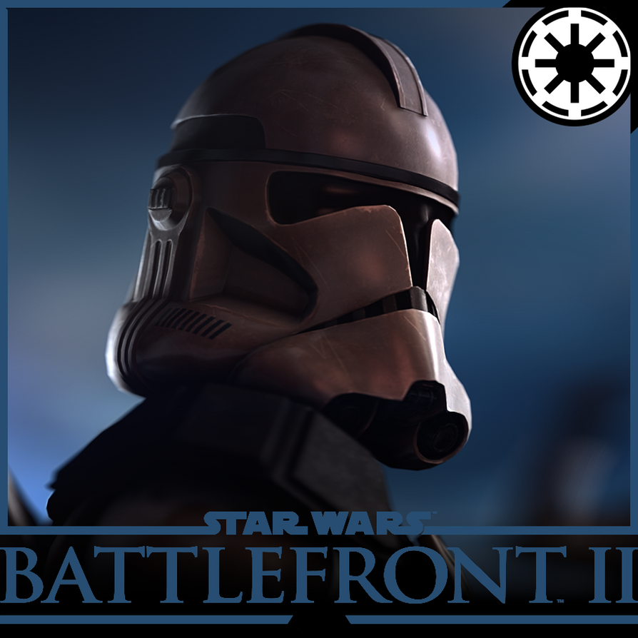 star wars battlefront 2 phase ii clone trooper by yare yare dong