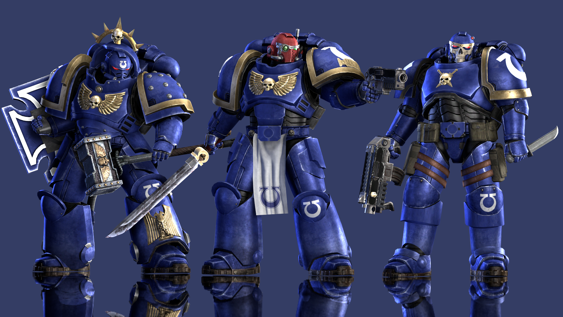 ultramarines (primaris)yare-yare-dong on deviantart