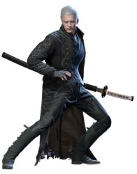 Vergil by Yare-Yare-Dong