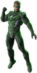 Green Lantern by Yare-Yare-Dong