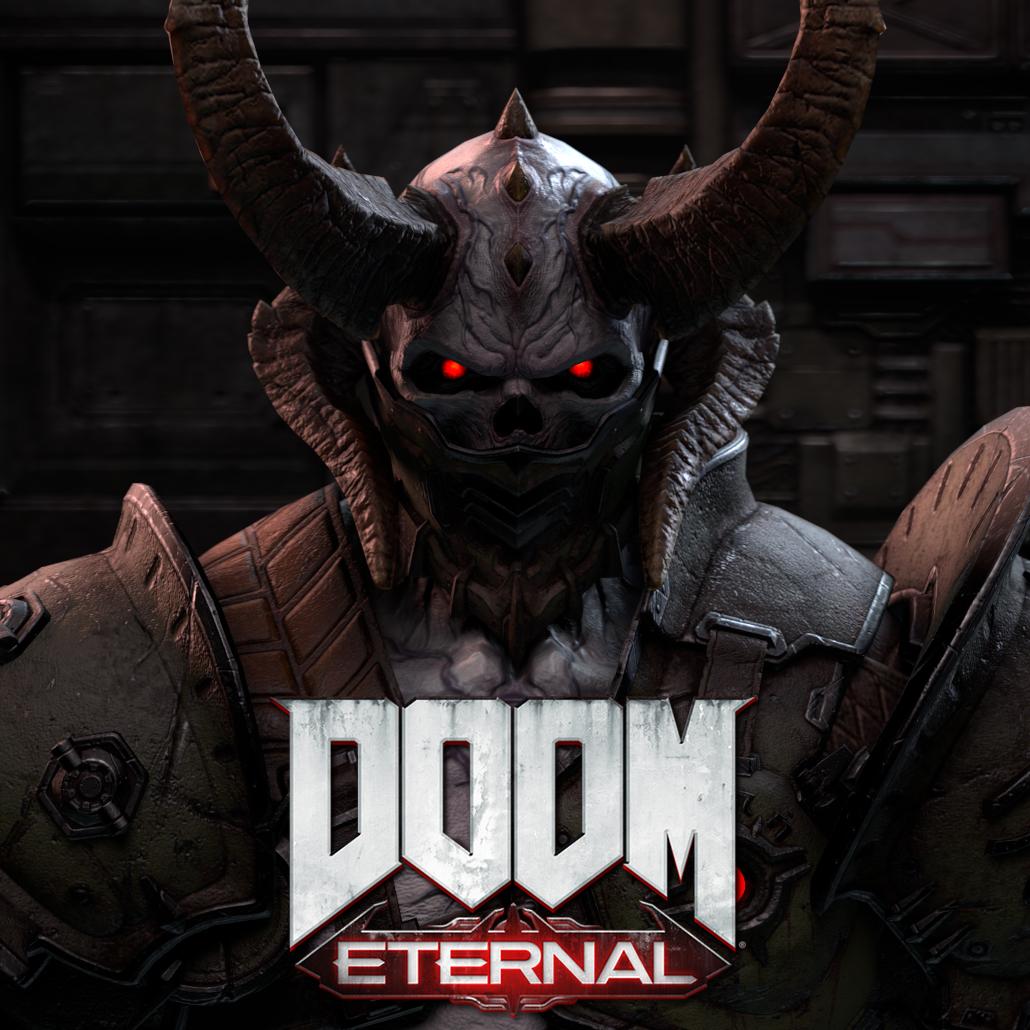 Doom Eternal Marauder By Yare Yare Dong On Deviantart