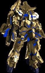 RX-0 Unicorn Gundam 03 Phenex (Destroy Mode)