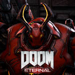 DOOM ETERNAL - Dark Lord by Yare-Yare-Dong