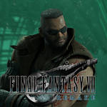 FINAL FANTASY VII REMAKE - Barret Wallace by Yare-Yare-Dong