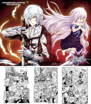 CM Manga Work: Retribution