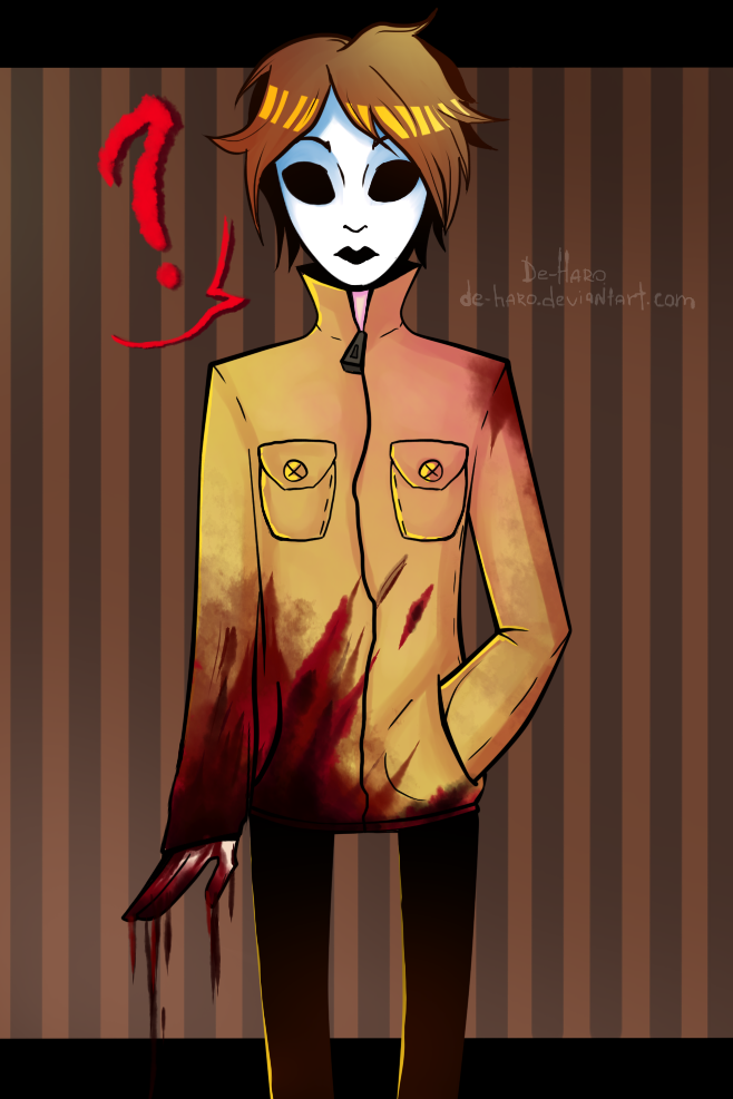 Masky ? by De-Haro
