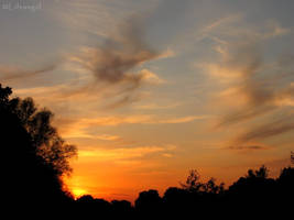 Clouds fihgt by liftangel
