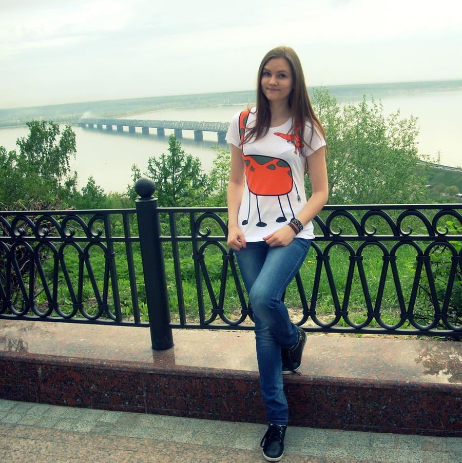 Ulyanovsk Russia  city photos gallery : Embankment of the Volga River. Ulyanovsk. Russia. by MashaTrollins on ...