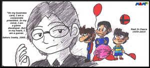 Tribute To Satoru Iwata