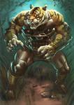 Were - Tiger Form
