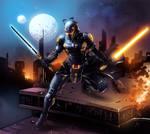 Darth Pravus Battle Armor