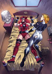 Crimson and Ultrawoman 2