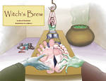 Witch's Brew (Cover Art)