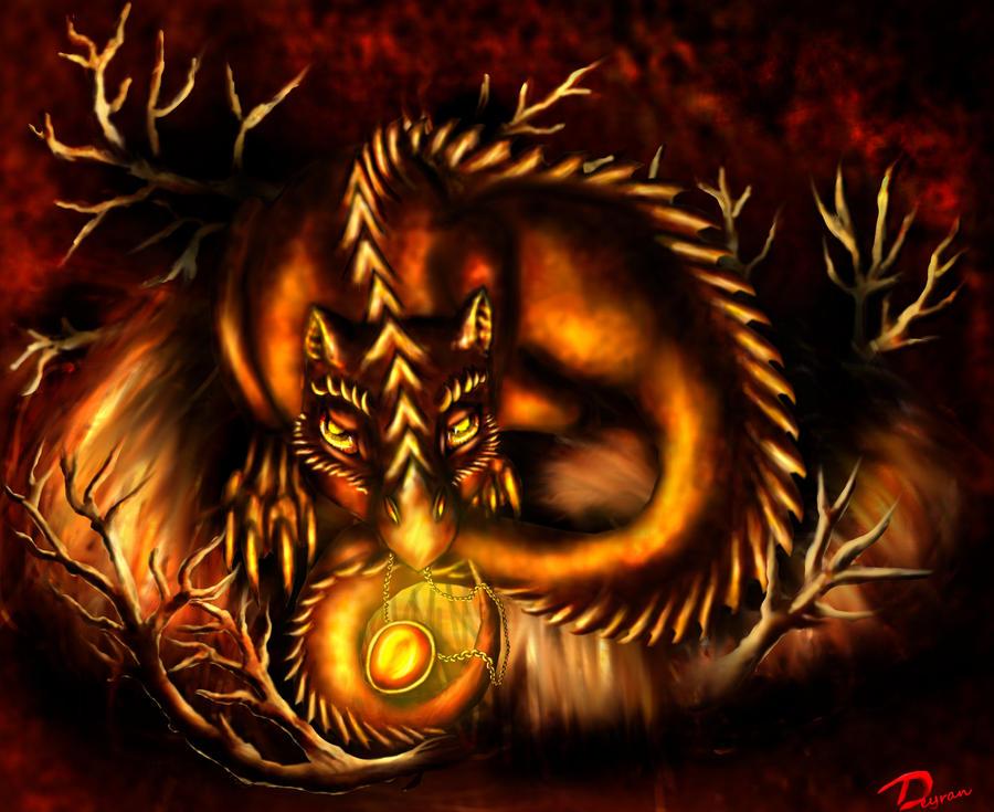Golden Nest by Deyran