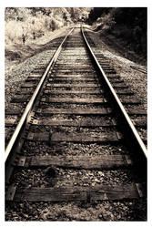 The Old Railway by Zlatty