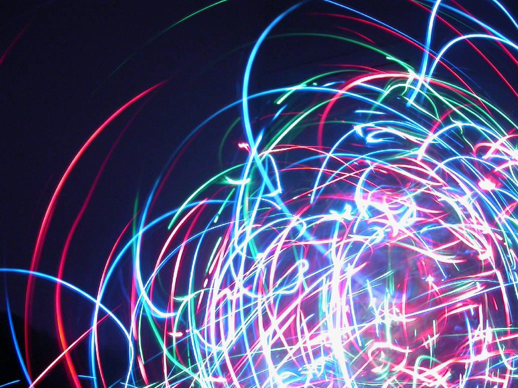 Trippy Lights by Zlatty