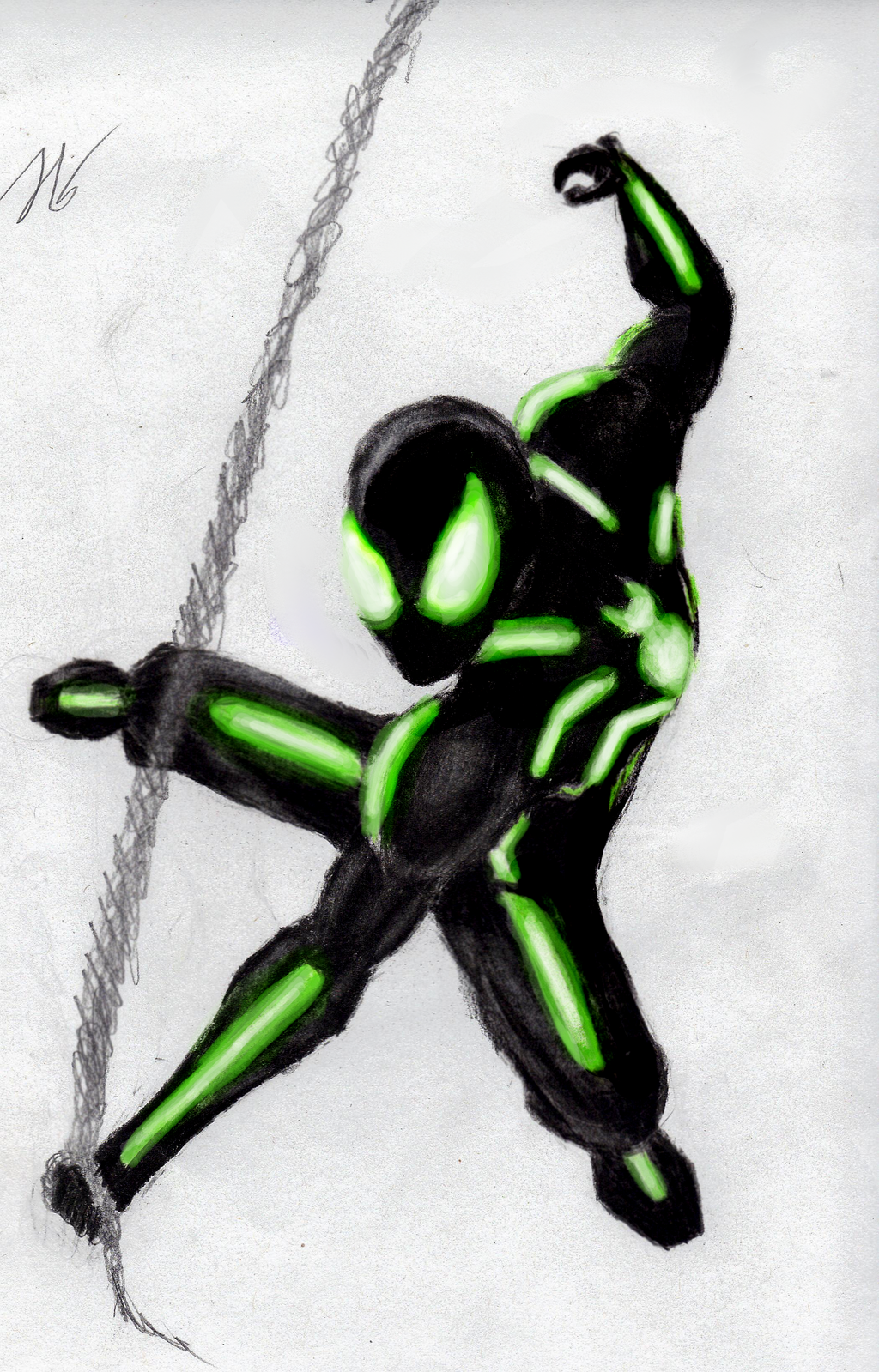 Big Time Spider-Man (Stealth Mode) by ULTRA235 on DeviantArt