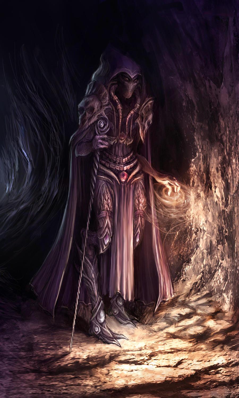 Dark Templar by MuffinChaser