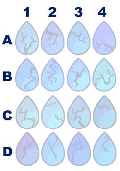 Mystery Cracked Lapis Lazulis - CLOSED 0/16