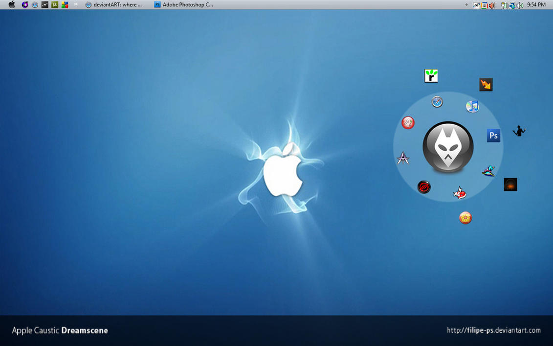 apple theme for windows 7 free download