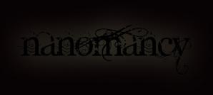 nanomancy title logo by l-takumi-l