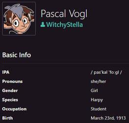 Pascal Vogl