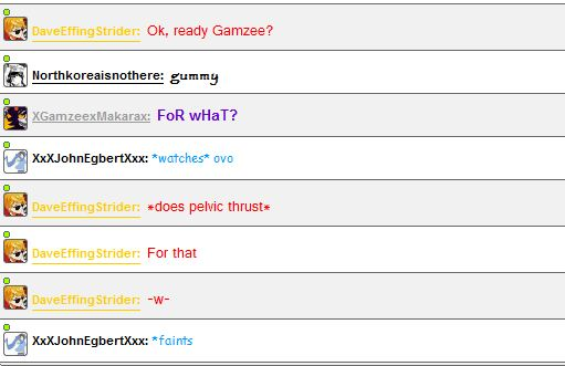 Homestuck chat rooms