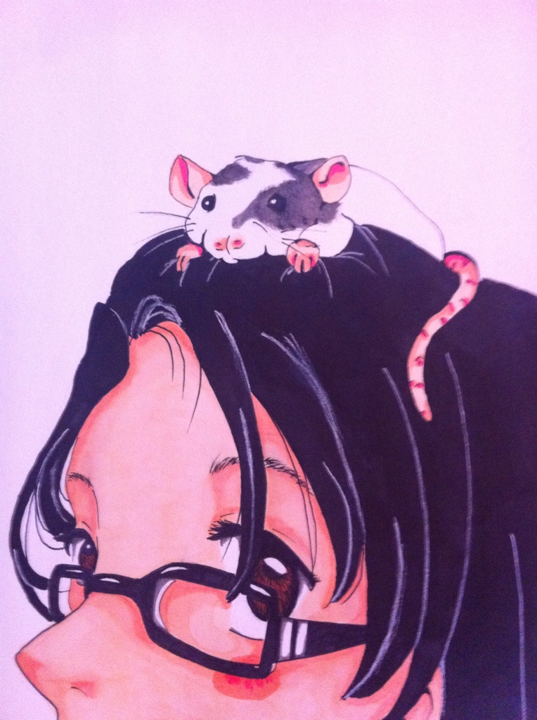 A Rat Crown for a Rat Queen by OonaX