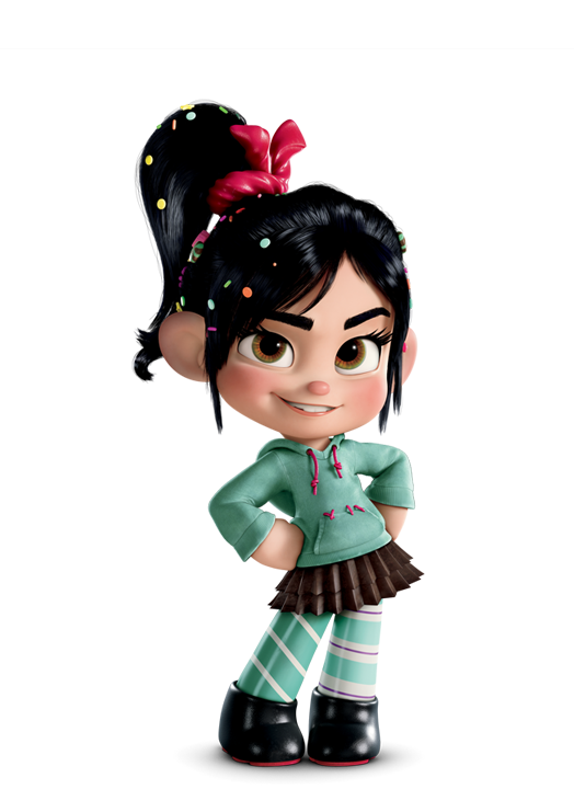34 - Vanellope by allyvania88