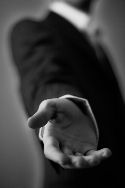 Take My Hand by aykutb