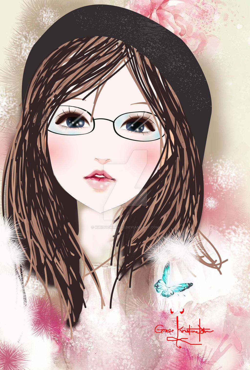 Cute Korean Anime By Kirisuchin On Deviantart