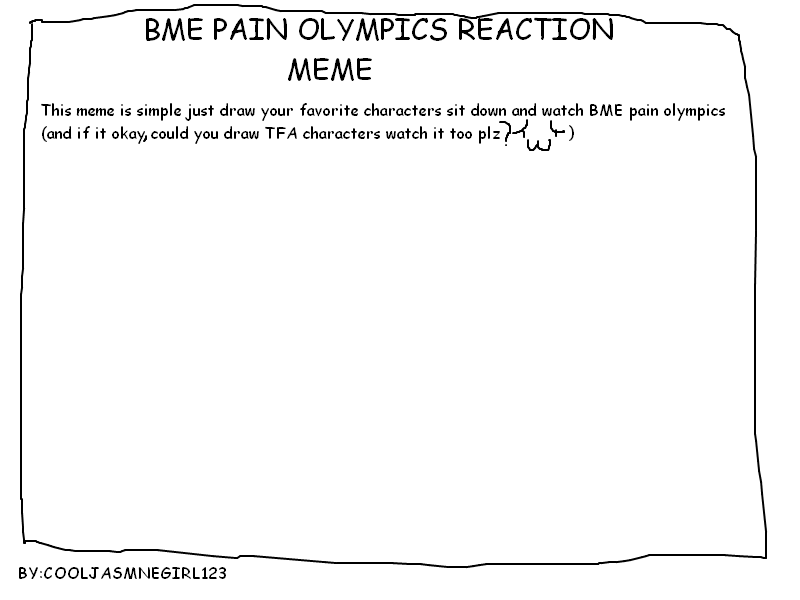 bme pain olympic
