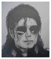 Michael Jackson by kenkennykenken