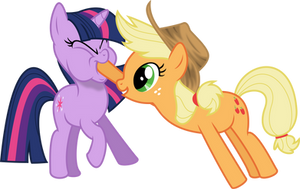 Pow!  Right in the Kisser by lightningtumble