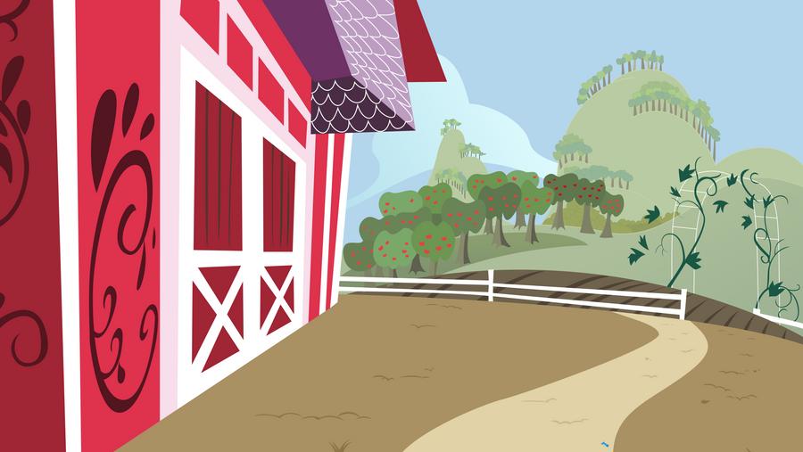 Apple Barn By Lightningtumble