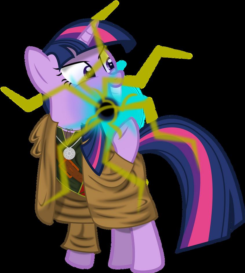 I hope you like magic! by lightningtumble