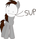 Cry the pony