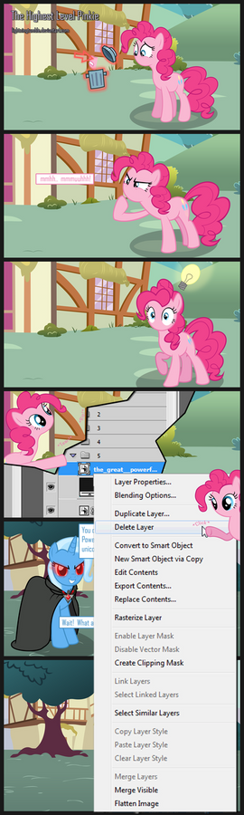 The Highest Level Pinkie