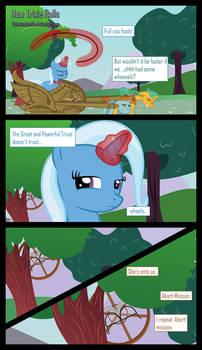 How Trixie Rolls