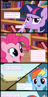 Mysteries of Equestria: Library Robbery: Part 6