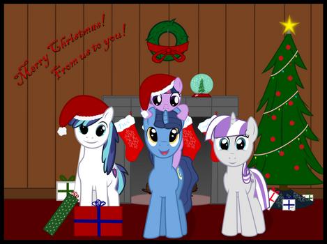 Sparkle Family Christmas