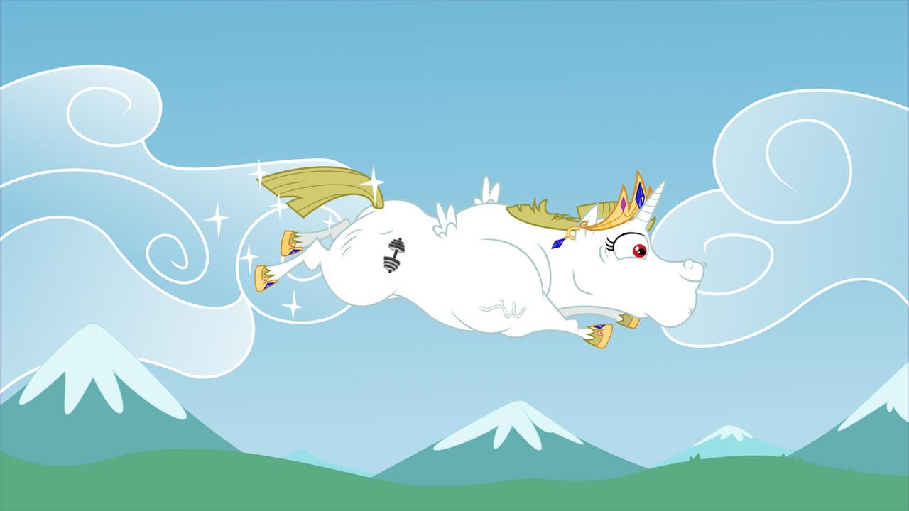 Princess Snowflake by lightningtumble