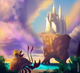 The Secret Castle
